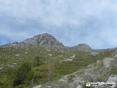Maliciosa - Sierra de los Porrones [Serie Clásica] senderismo el pardo excursiones guadalajara ruta